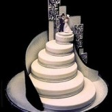 3 original wedding cake ideas
